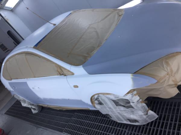 фото форд до кузовного ремонта
