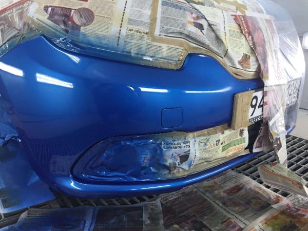 фото рено логан после кузовного ремонта