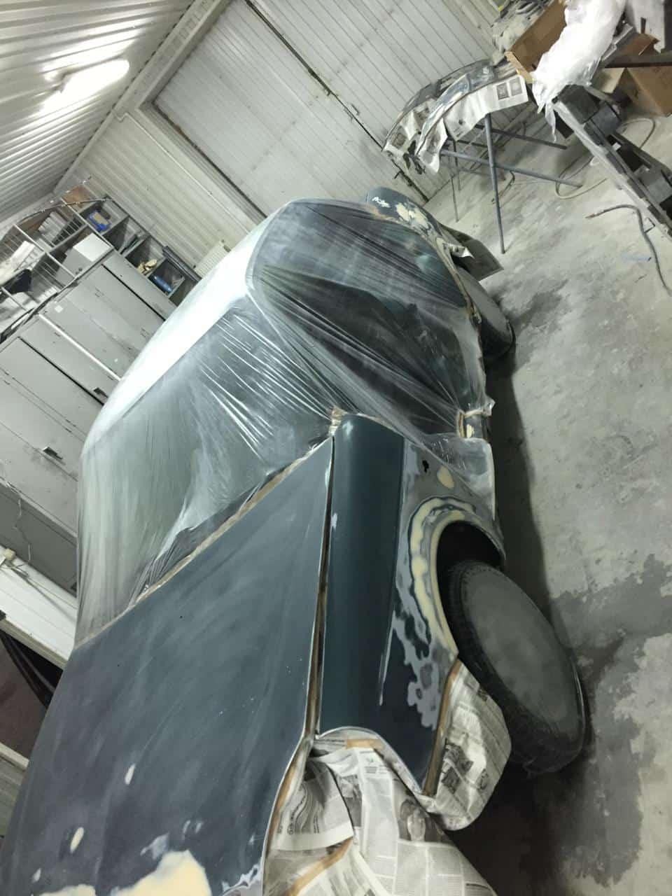 фото ремонта авто
