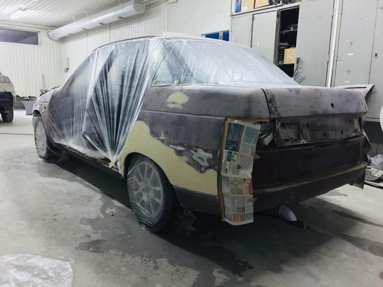 фото авто до ремонта